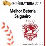 Melhor Bateria 2017: Salgueiro