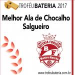 Melhor Ala de Chocalho 2017: Chocalho