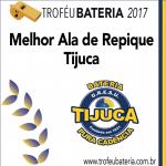 Melhor Ala de Repique 2017: Tijuca